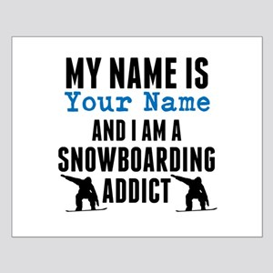 Snowboarding Addict Posters