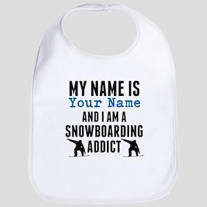 Snowboarding Addict Bib