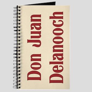 JAYSILENTBOB DON JUAN DELANOOCH Journal