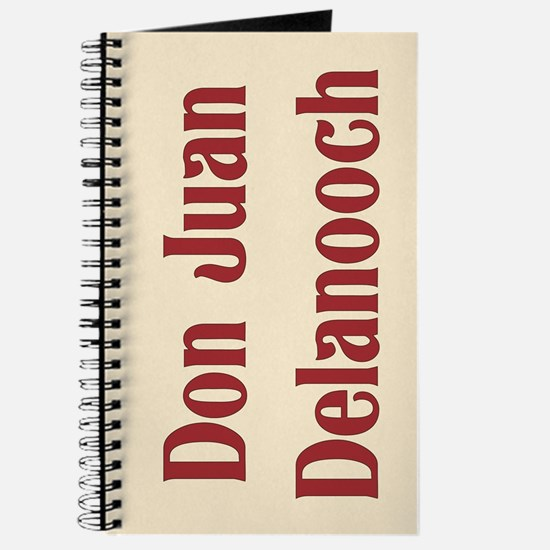JAYSILENTBOB DON JUAN DELANOOCH Journal