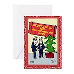 Legal Seasons Greeting Cards (20 Pk.)