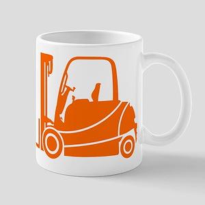 Forklift Truck Mugs