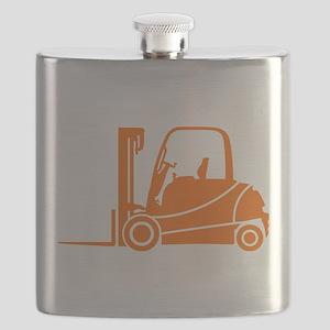 Forklift Truck Flask
