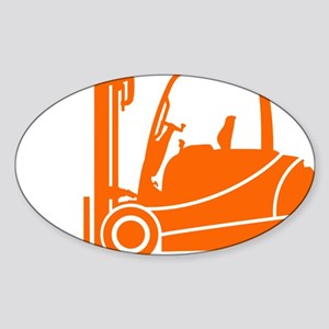Forklift Truck Sticker