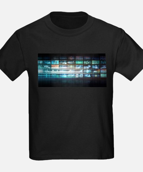 Futuristic Technology with Future Tech Abs T-Shirt