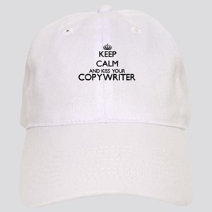 Keep calm and kiss your Copywriter Cap