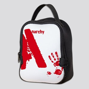 Anarchy Neoprene Lunch Bag