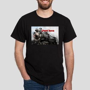 Just loco: steam train Arizona, USA T-Shirt