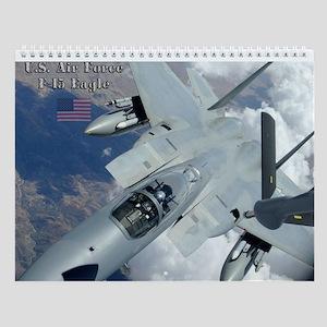 F-15 Eagle Wall Calendar