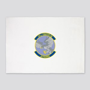 161st_fighter_squadron 5'x7'Area Rug