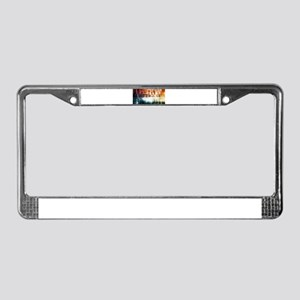 Empowered Professi License Plate Frame