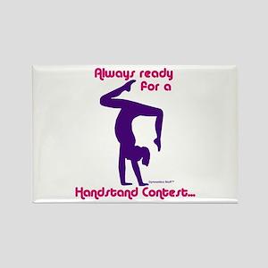 Gymnastics Magnet - HS