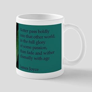 James Joyce_BetterPassBoldl Mugs