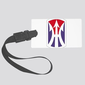 11th Light Infantry Brigade Insi Large Luggage Tag