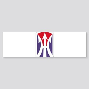 11th Light Infantry Brigade Insigni Bumper Sticker