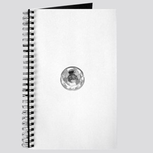 Crystal Diamond Gem Stone Journal