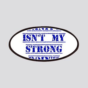 Sanity Isn't My Strong Point Patches
