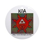 KIA 2001 Ornament (Round)