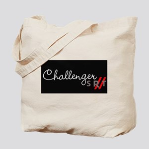 Challenger Racing Stripes Tote Bag