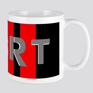 Challenger Racing Stripes Mugs