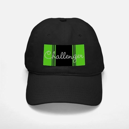 Challenger Stripes Baseball Hat