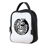 koi_ni_nami Neoprene Lunch Bag