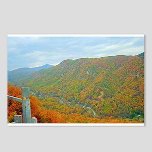 Hiking Through the Glorious Appalachians Postcards