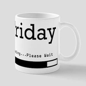 Friday Loading Mugs
