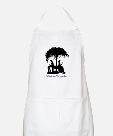 Pride and Prejudice Darcy and Lizzie Apron