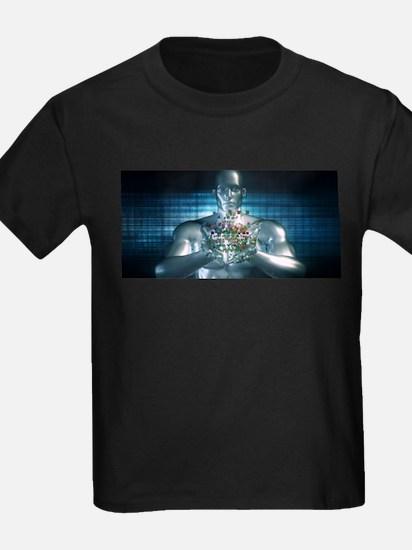 Blockchain Solutio T-Shirt