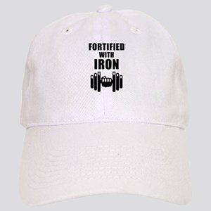 Fortified With Iron Cap