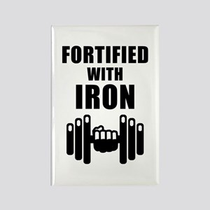 Fortified With Iron Magnets