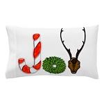 Christmas JOY Pillow Case