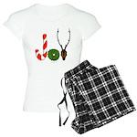 Christmas JOY Women's Light Pajamas
