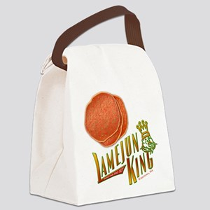 Lamejun King Canvas Lunch Bag