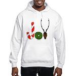 Christmas JOY Hooded Sweatshirt