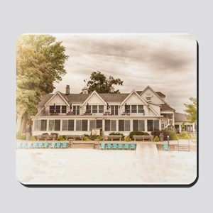 Clubhouse 2 Mousepad