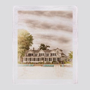 Clubhouse 2 Throw Blanket
