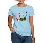 Christmas JOY Women's Light T-Shirt
