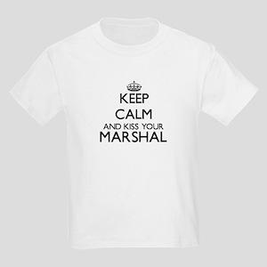 Keep calm and kiss your Marshal T-Shirt