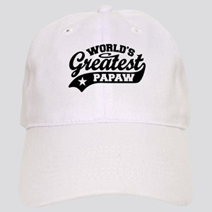 World's Greatest Papaw Cap