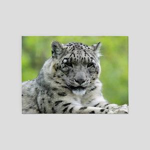 Leopard007 5'x7'Area Rug