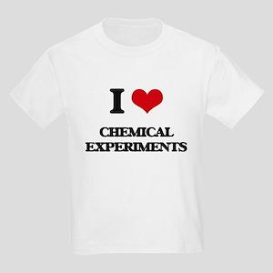 I LovIe,Love Chemical Experiments,Chemical T-Shirt