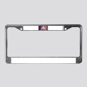 Medical Innovation License Plate Frame