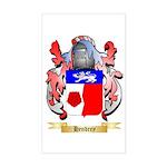 Hendrey Sticker (Rectangle)