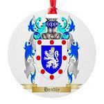 Hendly Round Ornament