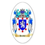 Hendly Sticker (Oval 50 pk)