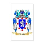 Hendly 35x21 Wall Decal