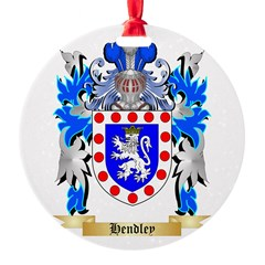 Hendley Ornament