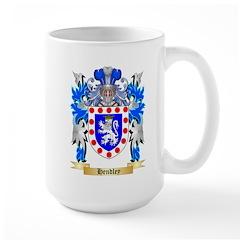 Hendley Large Mug